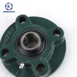 SUNBEARING وسادة كتلة تحمل UCFC208 الأخضر 40 * 145 * 49.2mm الكروم الصلب GCR15