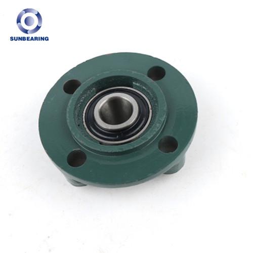 SUNBEARING وسادة كتلة ، وإذ تضع UCFC212 الأخضر 60 * 195 * 65.1mm الكروم الصلب GCR15
