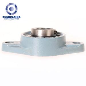 SUNBEARING UCFL210 Pillow Block Bearing Blue 40*197*115mm Chrome Steel GCR15