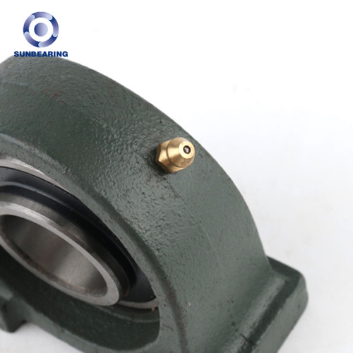 UCPA205 Pillow Block Bearing Unit 25.4*36.5*84mm Cast Iron SUNBEARING