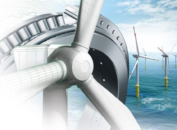wind power bearing