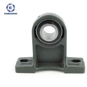 UCPH205 Pedestal Pillow Block Bearing Green 25*80*34.1mm SUNBEARING