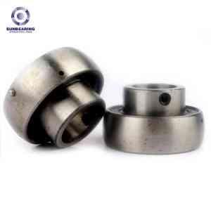 SUNBEARING Опорный подшипник скольжения UEL207 Серебро 35 * 72 * 51,1 мм Хромированная сталь GCR15