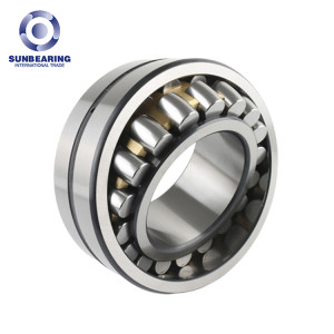 SUNBEARING Spherical Roller Bearing 23264 Silver 320*580*208mm Chrome Steel GCR15