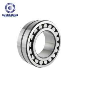 SUNBEARING Spherical Roller Bearing 24068CA Silver 340*520*180mm Cemented Steel