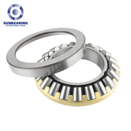 SUNBEARING Thrust Aligning Roller Bearing 29326 Yellow and Silver 130*225*58mm Chrome Steel GCR15