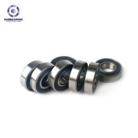 608 2RS C3 Скейтборд Подшипник 8 * 22 * 7 мм ABEC-9 Хромированная сталь