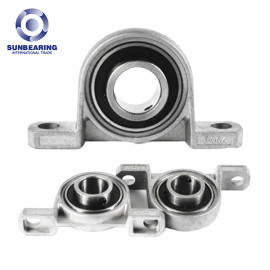 UCP005 Mounted Bearing Silver 25mm Cast Iron for Face Mask Machine SUNBEARING