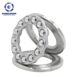 51103 Single Direction Thrust Ball Bearing 17*30*9mm SUNBEARING
