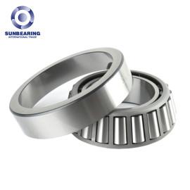 32210 Metric Tapered Roller Bearing 50*90*25mm Chrome Steel GCR15 SUNBEARING