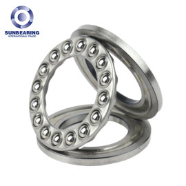 51202 Axel Thrust Ball Bearing 15*32*12mm SUNBEARING