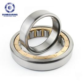 NU207EM C3 Cylindrical Roller Bearing 35*72*17mm SUNBEARING