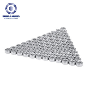 698 Minature Deep Groove Ball Bearing 8*19*6mm SUNBEARING
