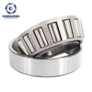 30304 Tapered Roller Bearing 20*52*15mm Chrome Steel GCR15 SUNBEARING