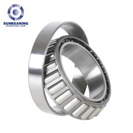 32006X Metric Taper Roller Bearing 30*55*17mm SUNBEARING