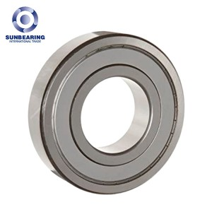 6317 Radial Deep Groove Ball Bearing 50*180*41mm SUNBEARING