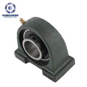 SUNBEARING UCPA205 Pillow Block Bearing Green 25.4*36.5*84mm Chrome Steel GCR15