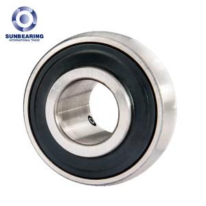 SUNBEARING وسادة كتلة تحمل UC209 الفضة 45 * 85 * 49.2mm الكروم الصلب GCR15
