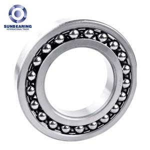 SUNBEARING 2322 Silver 110*240*80mm Chrome Steel GCR15 Self Aligning Ball Bearing