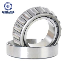 32216 Metric Tapered Roller Bearing Silver 80*140*35.25mm SUNBEARING