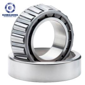 SUNBEARING 32214 Tapered Roller Bearing Silver 70*125*33.25mm Chrome Steel GCR15