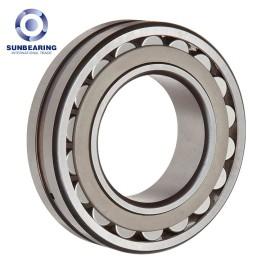 SUNBEARING 22232 CA C3 W33 Spherical Roller Bearing Silver 160*290*80mm Chrome Steel GCR15