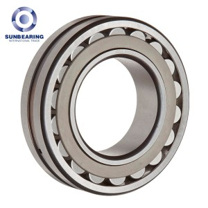 24068CA Spherical Roller Bearing 340*520*180mm Cemented Steel SUNBEARING
