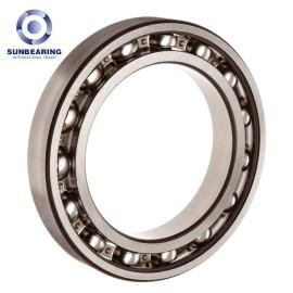 16010 Open Deep Groove Ball Bearing 50*80*10mm Chrome Steel SUNBEARING