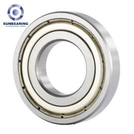 16009 ZZ Metric Deep Groove Ball Bearing Silver 45*75*10mm SUNBEARING