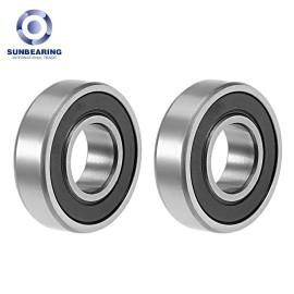 697 2RS Miniature Ball Bearing 7*17*5mm Chrome Steel GCR15 SUNBEARING