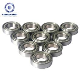 693 Small  Deep Groove Ball Bearing 3*8*4mm Chrome Steel GCR15 SUNBEARING