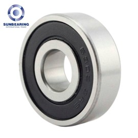 6302-2RS Radial Ball Bearing 15*42*13mm for Motorcycle SUNBEARING