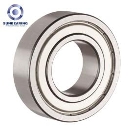 6203 2Z Single Row Deep Groove Ball Bearing 17*40*12mm Chrome Steel SUNBEARING