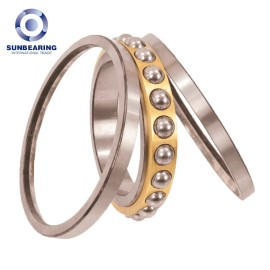 QJ1020 Four-Point Angular Contact Ball Bearing 100*150*24mm SUNBEARING