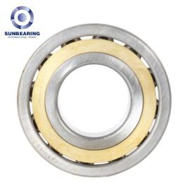 SUNBEARING 7305CDB Angular Contact Ball Bearing Silver 25*62*34mm Chrome Steel GCR15
