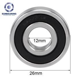 S6000-2RS Stainless Steel Deep Groove Ball Bearing 10*26*8mm SUNBEARING