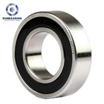SUNBEARING 7001C Angular Contact Ball Bearing Silver 12*28*8mm Chrome Steel GCR15