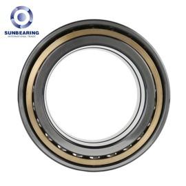 SUNBEARING Angular Contact Ball Bearing 7206AC Silver 30*62*16mm Chrome Steel GCR15
