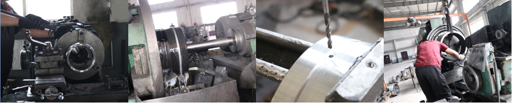 manufacturing process of bearing