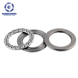 SUNBEARING 51110 Thrust Ball Bearing Silver 50*70*14mm Chrome Steel GCR15