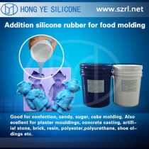 HY-E625 Addition Cure Mold Making Silicone Rubber