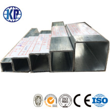 China factory direct sale zinc coated Galvanized Square Steel Pipe with size 13mm-100mm by the hot dipped process