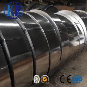 Factory direct sale cold rolled steel coil strip with low price