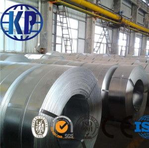 Factory direct sale  cold roll galvanized steel coil strip with low price