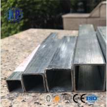 competitive price high frequency welded galvanized square steel tube