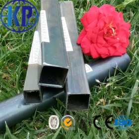 Factory Direct Sale Low Price Black Annealing Square Hollow Thin Wall Steel Pipe