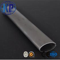 China Hot Sale Mild Weld LTZ Shaped Black Steel Tube Thin Wall
