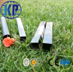 High Quality Black Anneal  Hollow Section Square Steel Pipe Fittings