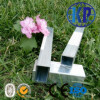 China Factory Direct Good Supplied Galvanized Welded Steel Square Pipe