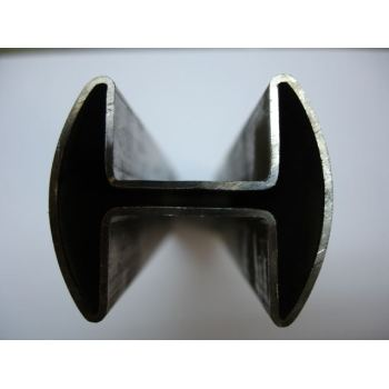 The manufacture supply black carbon LTZ home furniture pipe fittings